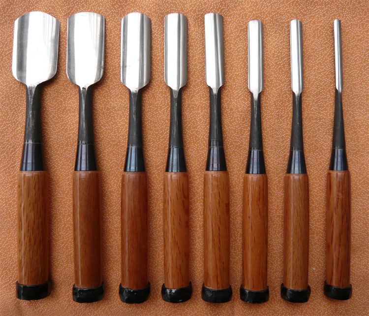 woodworking gouges