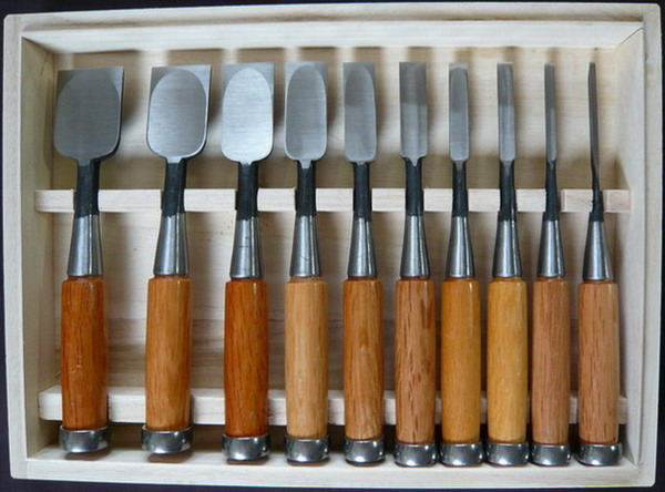 Japanese Wood Chisels PDF Woodworking